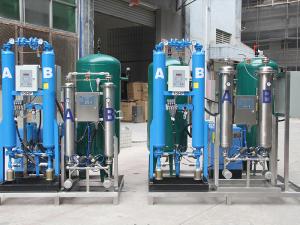 工业制氧机运行条件是什么?氧气管道...